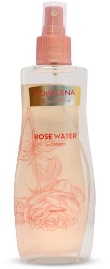 Rosenwasser für das Gesicht mit Kollagen - Collagena Rose Natural Rose Water — Bild N1