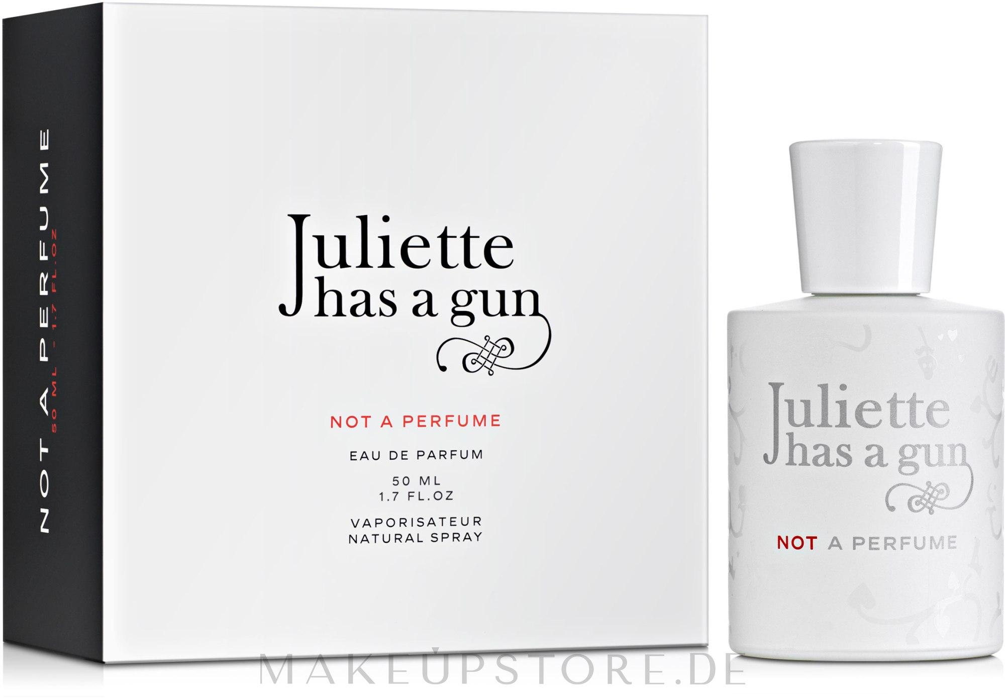 Juliette Has A Gun Not a Perfume - Eau de Parfum — Bild 50 ml