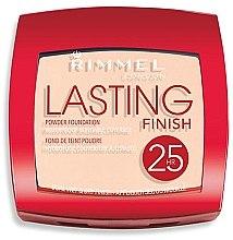 Düfte, Parfümerie und Kosmetik Langanhaltende Puderfoundation - Rimmel Lasting Finish 25h Powder Foundation