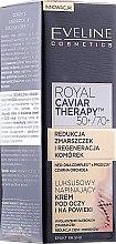 Düfte, Parfümerie und Kosmetik Glättungscreme für die Augenpartie - Eveline Cosmetics Royal Caviar Therapy Eye Cream
