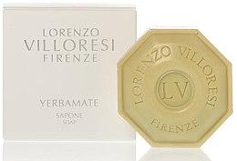 Düfte, Parfümerie und Kosmetik Lorenzo Villoresi Yerbamate - Parfümierte Körperseife