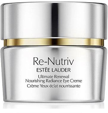 Revitalisierende nährende Augencreme - Estee Lauder Re-Nutriv Ultimate Renewal Nourishing Radiance — Bild N1