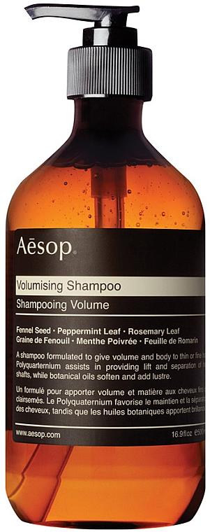 Shampoo für mehr Volumen - Aesop Volumising Shampoo — Bild N1