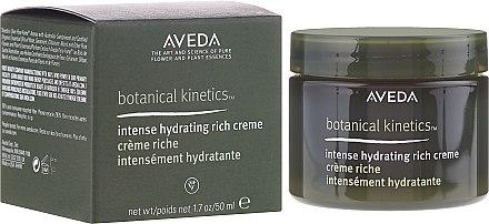 Intensiv feuchtigkeitsspendende Gesichtscreme - Aveda Botanical Kinetics Intense Hydrating Rich Cream — Bild N1