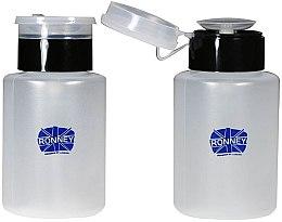 Düfte, Parfümerie und Kosmetik Flasche mit Spender 00508, 150 ml - Ronney Professional Liquid Dispenser