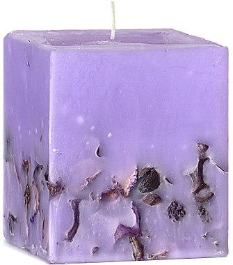 Duftkerze Lavender - Bulgarian Rose Aromatherapy Wax Candle — Bild N1