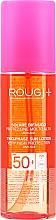 Düfte, Parfümerie und Kosmetik Anti-Aging 2-Phasen Sonnencreme SPF 50 - Rougj+ Solar Biphase Anti-age SPF50
