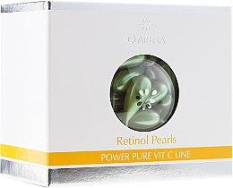 Düfte, Parfümerie und Kosmetik Aufhellende Anti-Aging Gesichtskapseln mit Retinol für reife Haut - Clarena Retinol Pearls