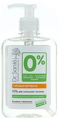 Gel für die Intimhygiene - Dr. Sante 0 Percent — Bild N1