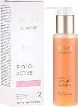 Düfte, Parfümerie und Kosmetik Gesichtsreinigungsgel für empfindliche Haut mit Extrakt aus Lindenblüten, Hopfen und Melisse - Babor Cleansing Phytoactive Sensitive