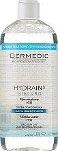 Düfte, Parfümerie und Kosmetik Mizellenwasser für trockene Haut - Dermedic Hydrain3 Hialuro Micellar Water