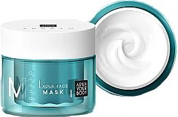 Düfte, Parfümerie und Kosmetik Feuchtigkeitsspendende Gesichtsmaske - AQUAYO Aqua Face Mask