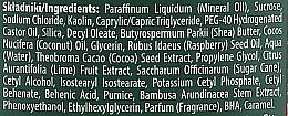 Pflegende Körperpeeling-Maske mit Chili, Himbeere, Limette und Kakaobohnenextrakt - Farmona Sweet Secret Chocolate Peeling-mask — Bild N4