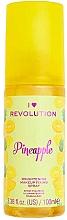 Düfte, Parfümerie und Kosmetik Make-up-Fixierspray - I Heart Revolution Fixing Spray Pineapple