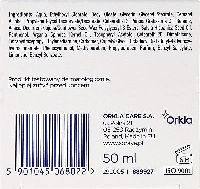Feuchtigkeitsspendende Gesichtscreme - Soraya Magic of Oils Hydrating Cream for Normal & Combination Skin — Bild N3