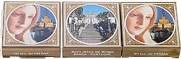 Düfte, Parfümerie und Kosmetik Naturseifen-Geschenkset - Essencias De Portugal Gift Pack Religious Collection (Lady of Fatima 2 St. + Bom Jesus De Braga)