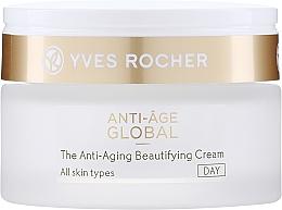 Düfte, Parfümerie und Kosmetik Korrigierende Anti-Falten Tagescreme mit pflanzlichem Knospen-Nektar - Yves Rocher Anti-wrinkle Day Face Cream