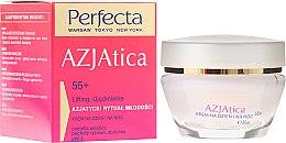 Düfte, Parfümerie und Kosmetik Straffende Gesichtscreme für Tag und Nacht mit Lifting-Effekt 55+ - Perfecta Azjatica Day & Night Cream 55+