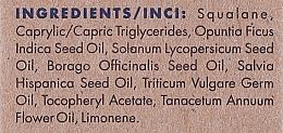 Intensiv pflegendes und regenerierendes Gesichtsserum mit blauem Reinfarnöl - Sylveco Blue Tansy Regenerating Serum — Bild N4