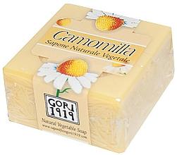 Düfte, Parfümerie und Kosmetik Seife Kamille - Gori 1919 Chamomile Natural Vegetable Soap