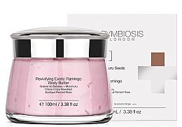 Düfte, Parfümerie und Kosmetik Körperbutter mit Babassu und Murumuru - Symbiosis London Revivifying Exotic Flamingo Body Butter