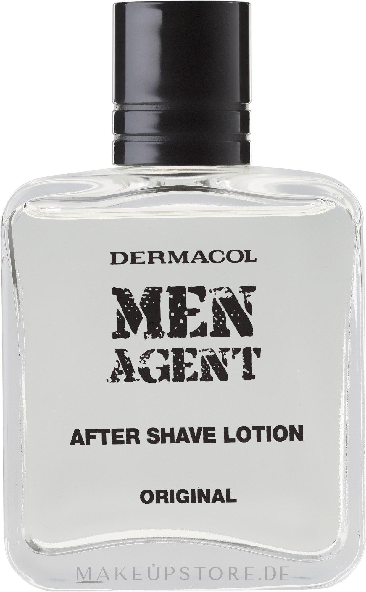 After Shave Lotion - Dermacol Men Agent Original After Shave Lotion — Bild 100 ml