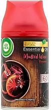 Düfte, Parfümerie und Kosmetik Raumerfrischer Glühwein mit essentiellen Ölen - Air Wick Freshmatic Essential Oils Mulled Wine