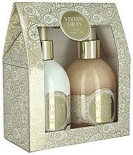 Düfte, Parfümerie und Kosmetik Set - Vivian Gray Romance Sweet Vanilla Set (cr/soap/250ml + h/lot/250ml)