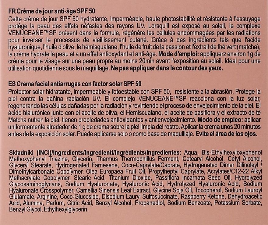 Sonnenschutzcreme für das Gesicht SPF 50 - Nacomi Next Level Holiday SPF 50 PA++++ — Bild N3