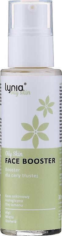 Gesichtsbooster für fettige Haut - Lynia Oily Skin Face Booster — Bild N1