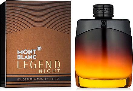 Montblanc Legend Night - Eau de Parfum — Bild N3