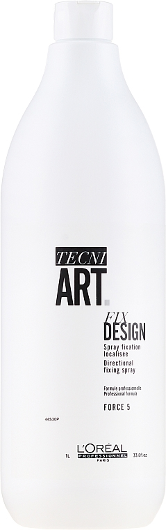 Haarlack - L'oreal Professionnel Tecni.art Fix Design — Bild N2
