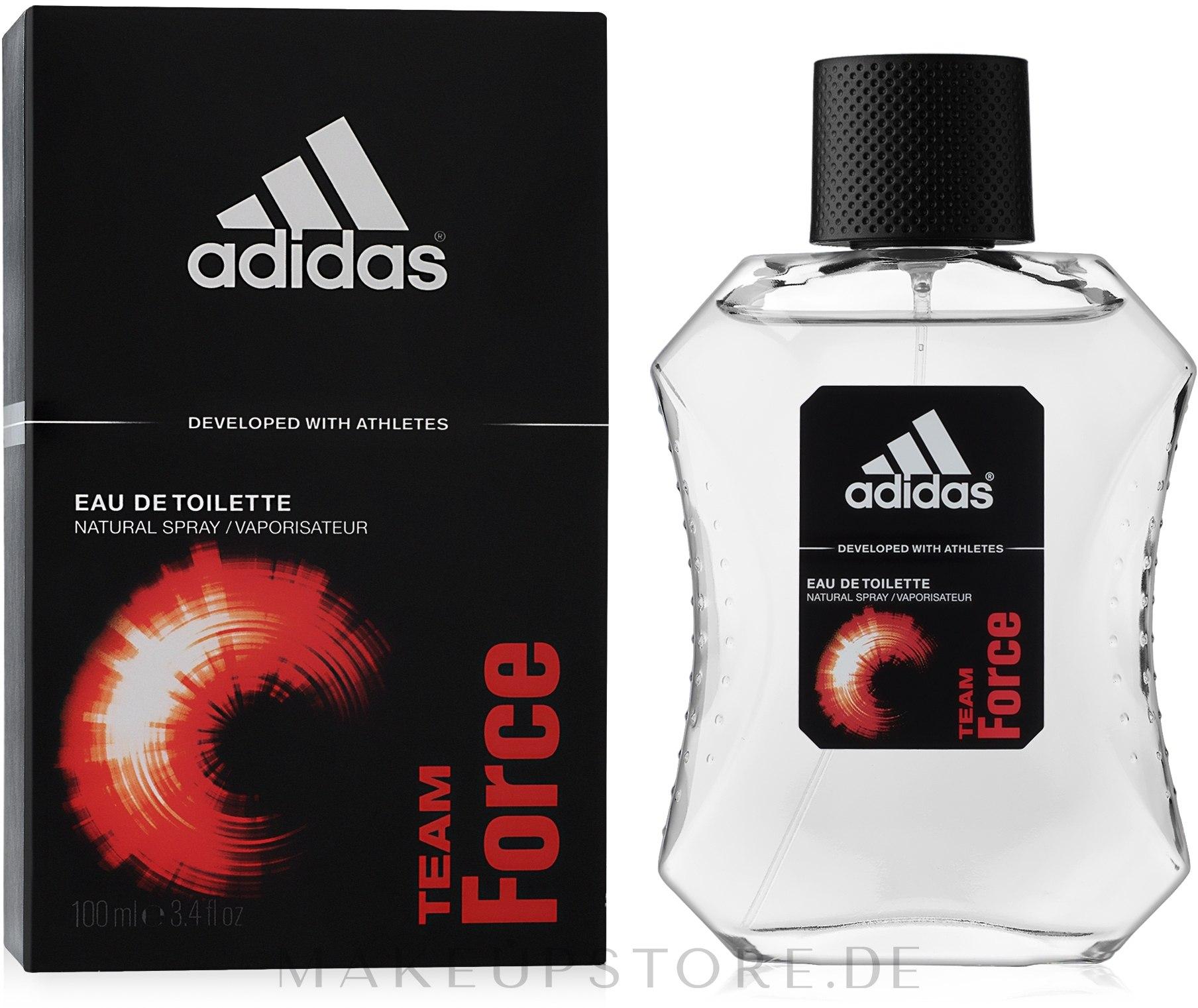 Adidas Team Force - Eau de Toilette  — Bild 50 ml