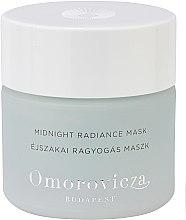 Glättende Gesichtsmaske für die Nacht mit Salicylsäure und Sandlilienextrakt - Omorovicza Midnight Radiance Mask — Bild N1