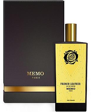 Memo French Leather - Eau de Parfum — Bild N1
