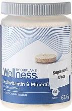 Düfte, Parfümerie und Kosmetik Multivitamin- und Mineralkomplex für Männer - Oriflame Wellness Multivitamin & Mineral Man