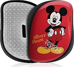 Düfte, Parfümerie und Kosmetik Entwirrbürste - Tangle Teezer Compact Styler Disney Mickey Mouse Red