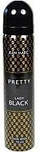 Düfte, Parfümerie und Kosmetik Jean Marc Pretty Lady Black - Deospray
