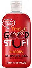 Düfte, Parfümerie und Kosmetik Feuchtigkeitsspendendes Duschgel mit Kirschduft - The Good Stuff Cherry Shower Gel
