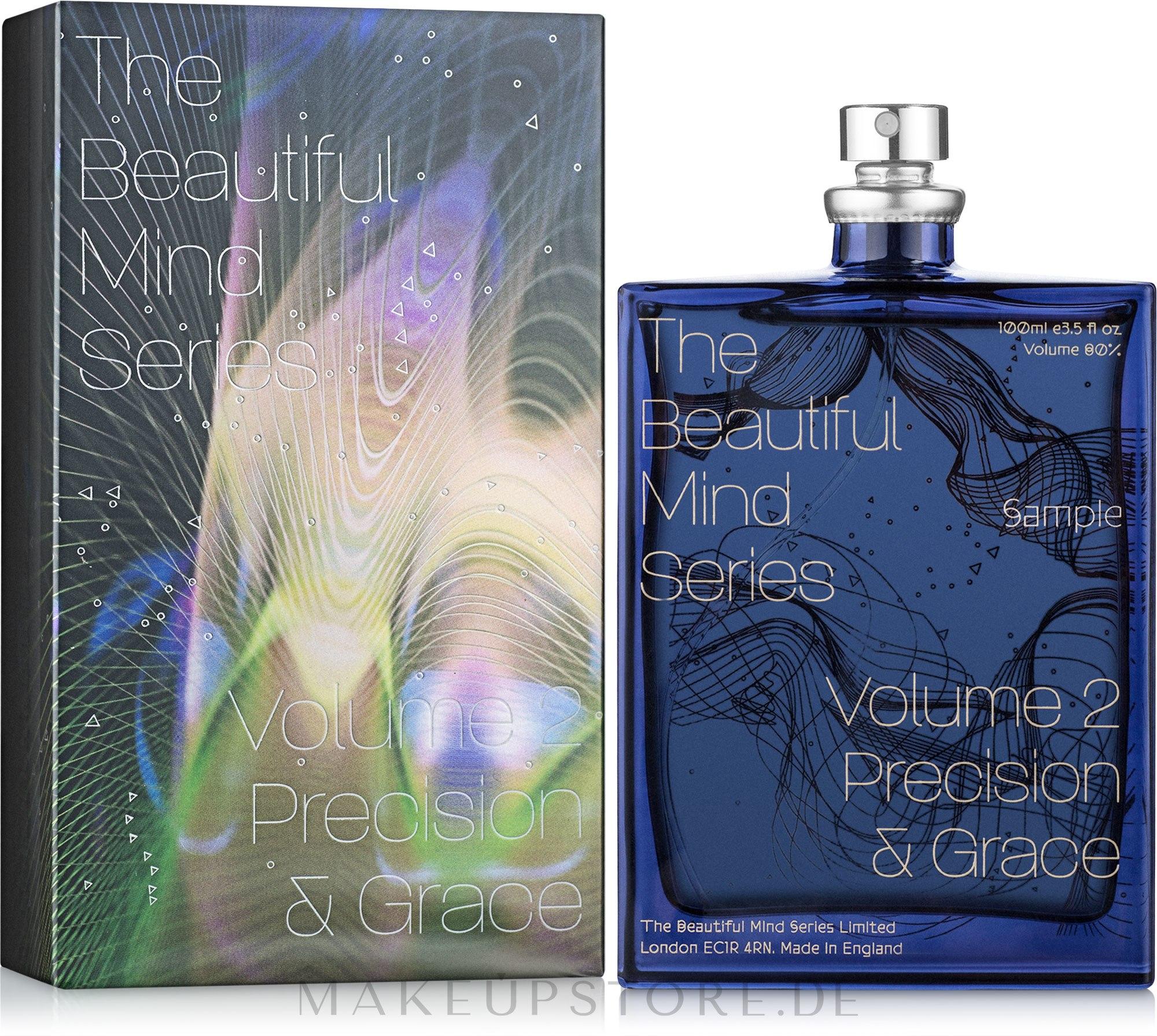 The Beautiful Mind Series Volume 2 Precision and Grace - Eau de Toilette — Bild 100 ml