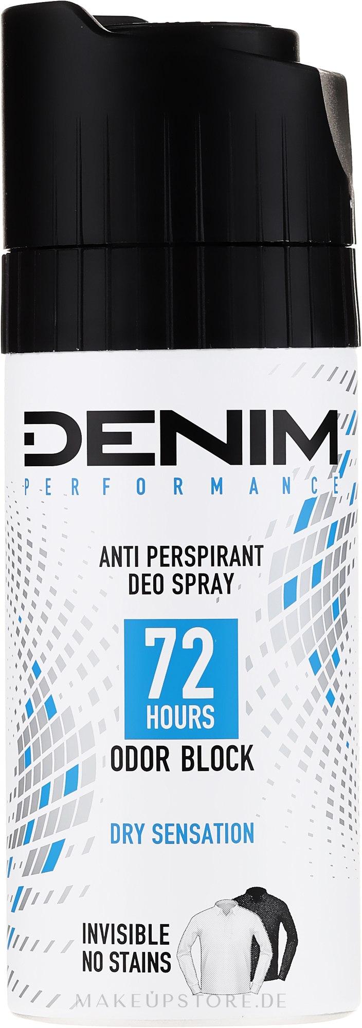 Deospray Antitranspirant - Denim Deo Dry Sensation — Bild 150 ml