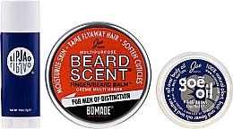 Düfte, Parfümerie und Kosmetik Gesichtspflegeset - Jao Brand Suave Salve Pak (Bartbalsam 18g + Körperöl 6.5gr + Lippenbalsam 5gr)