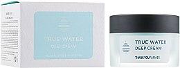 Ultra feuchtigkeitsspendende Gesichtscreme - Thank You Farmer True Water Deep Cream — Bild N1