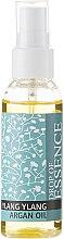 Düfte, Parfümerie und Kosmetik Arganöl Ylang-Ylang - Drop of Essence Argan Oil Ylang Ylang