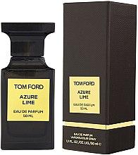 Düfte, Parfümerie und Kosmetik Tom Ford Azure Lime - Eau de Parfum