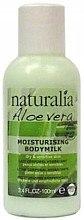 Düfte, Parfümerie und Kosmetik Feuchtigkeitsspendende Körperlotion mit Aloe Vera - Naturalia Aloe Vera Moisturizing Bodymilk