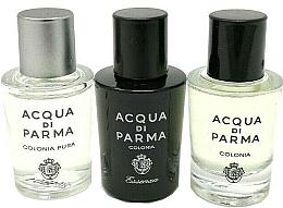 Düfte, Parfümerie und Kosmetik Acqua di Parma Colonia - Duftset (Eau de Cologne 3x5ml)