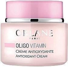 Düfte, Parfümerie und Kosmetik Antioxidative Gesichtscreme mit Vitaminen - Orlane Oligo Vitamin Antioxidant Cream