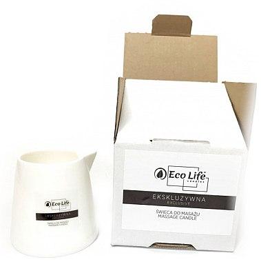 Massagekerze Exclusive - Eco Life Candles Massage Candle — Bild N1