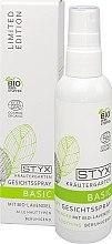 Düfte, Parfümerie und Kosmetik Beruhigendes Gesichtsspray mit Bio Lavendel für alle Hauttypen - Styx Naturcosmetic